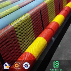 Alert Net/orange plastic safety fence/orange and yellow warning net/Warning barrier mesh