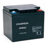 Wholesale Maintenance Free 12v 42ah AGM VRLA High Rate Discharge Battery 6FM42H from china suppliers