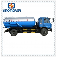 Wholesale 4x2 Vacuum Sewage Suction Truck from china suppliers