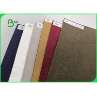 Buy cheap Wear - resisting Washable Kraft Paper For Backpack 0.55mm Natually Degradable from wholesalers