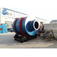 Wholesale Small Sand Rotary Dryer Customized Color Job Site Industrial Drying Equipment from china suppliers