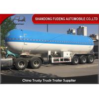 Wholesale 25 Tons 59.4 Cubic Meters Lpg Gas Tanker Truck from china suppliers