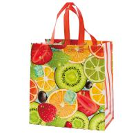 Wholesale Multi Color Eco Friendly Non Woven Shopping Bag , Laminated Grocery Bag from china suppliers