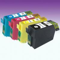 Wholesale Compatible Ink Cartridge with 32mL Ink Volume, Suitable for Epson and Comes in Black Color from china suppliers