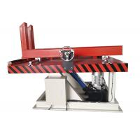 Quality Hydraulic Iron Core Stacking Table For Laminating Transformer Silicon Steel for sale