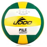 Buy cheap Super-soft Fiber Volleyball, good touch feeling, durable for playing and training from Wholesalers