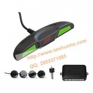 China Car parking sensor Hot-selling LED car Reverse parking sensor on sale