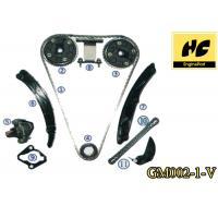 Wholesale Automobile Engine Timing Chain Kit For GM GM002-1-V 2 Year Guarantee from china suppliers