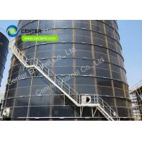 China 20000m3 Glass Fused To Steel Silo Conforming To AWWA D103–09 / OSHA Standard on sale