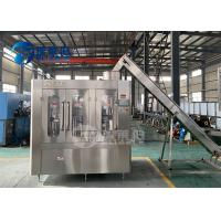 Wholesale 0.2-2L Carbonated Beverage Filling Machine For Plastic Screw Cap Bottle from china suppliers