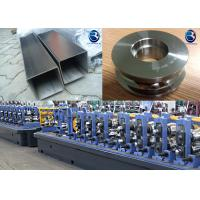 Buy cheap Square Pipe High Precision Tube Mill Roll Heat Treatment Technique from Wholesalers