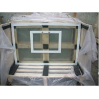 Buy cheap Toughened Glass Basketball Backboard 12mm from Wholesalers