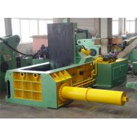 Buy cheap Push - out type Integrated Hydraulic Baling Press Bales Equipment Y81T - 160 from Wholesalers
