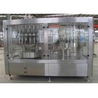 Wholesale Drinking Water Washing / Filling / Capping 3- In -1 Bottled Water Production Line from china suppliers