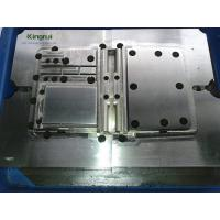 Buy cheap Custom Injection Mold Cavity and Core Components for Automobile Connector Molds from wholesalers