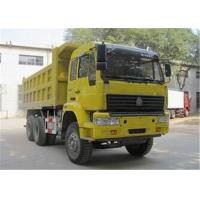 Tipper Dump Truck Side 6x4 Payload 8mt 82kw    130hp Dump