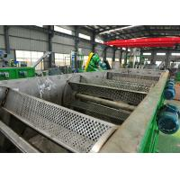 Wholesale Soft PP PE Plastic Crushing Washing Recycling Machine Line With Friction Washer from china suppliers