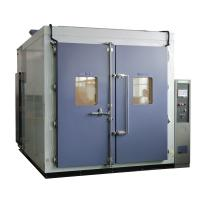 China Pre - fabricated Energy efficient  Walk-in Chamber for Reliability Testing on sale