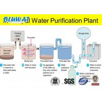 Wholesale Professional Municipal Sewage Treatment Provider Blufloc CPAM Equivalent to Flopam FO4650VHM from china suppliers