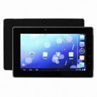 Wholesale Digital TV Tablet PC with DVBT, ISDB-T and GPS Functions from china suppliers
