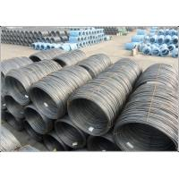 Wholesale Phosphatizing 13 mm Steel Rod , High Strength ASTM JIS Steel Wire Products from china suppliers