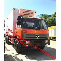 Wholesale durable best price dongfeng 6*4 LHD 210hp 15tons refrigerator truck for sale, Wholesale OEM customized cold room truck from china suppliers