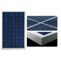 China Medium Size Polycrystalline Pv Module215W IP65 Low Iron Tempered Glass For Home on sale