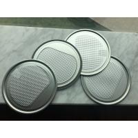 Wholesale 8011  O lacquer aluminium foil for milk powder can lids from china suppliers