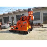 Water Well Borehole Drilling Rig , Water Drilling Equipment ISO Approved