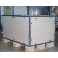 Wholesale Luda Collapsible Plywood Packing box clients demand Collapsible plywood box from china suppliers