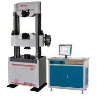 Wholesale Three Phases Computerised Universal Testing Machine With Hydraulic Clammping from china suppliers
