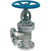 Wholesale Casting Steel ANSI Globe Valve Flange End from china suppliers