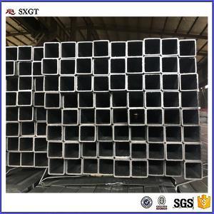 China Q235 square tube galvanized structural steel profiles Machine on sale