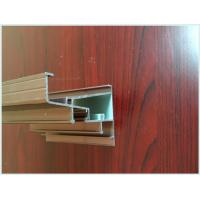 Wholesale 6000 Series Aluminum Profiles For Doors And Windows Anodized Silver Alloy from china suppliers