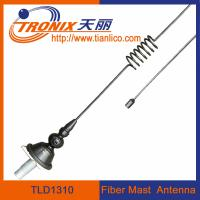 Wholesale spring form fiber mast car antenna/ passive car am fm radio antenna TLD1310 from china suppliers