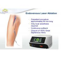 China Small Size Endovenous Laser Therapy Treatment For Varicose Veins In Legs on sale