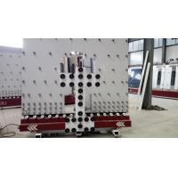 Wholesale 2650x2600x2900mm Glass Loading Machine Mitsubishi PLC Control 100L/Min Air Consumption from china suppliers