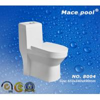 Wholesale Popular Style Siphonic One Piece Toilet Water Closet for Africa (8004) from china suppliers