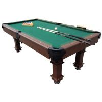 China Fashionable 7.5FT Billiards Game Table Contemporary Pool Tables MDF With PVC Lamination on sale