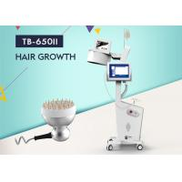 Wholesale 650 / 808nm Diode Laser Hair Loss Therapy with LCD Screen Laser Hair Regrowth Machine from china suppliers