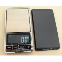 China Electronic Jewelry Portable Digital Scale 500g x 0.1g With LCD Display on sale