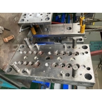 Wholesale ODM Traceless PC PP PA66 High Precision Mold Machine Type 288Ton from china suppliers