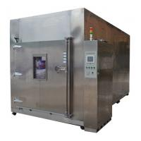 Buy cheap 16 Cubic Programmable Walk In Corrosion Test Chamber For Electroplate Test from wholesalers
