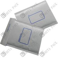 Wholesale White Self Sealer Hot Melt Glue Bubble Padded Mailer With 1c Printed from china suppliers