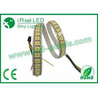 Wholesale Full Color 144led / M Addressable Rgb Led Strip Flexible Led Pixel Light from china suppliers