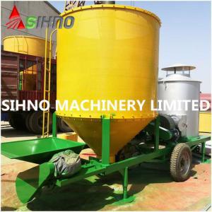Wholesale Grain Dryer Equipment Corn Rice Drying Tower Wheat Paddy Dryer Machine from china suppliers