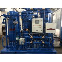 China Automatic Membrane Nitrogen Generator For Oil & Gas Storage Project on sale