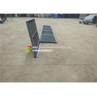 Wholesale easy to open and has anti-theft function by means of hinge connection grating from china suppliers
