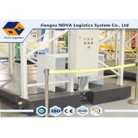 China Mobile Rack Automatic Storage And Retrieval System Heavy Duty Standard Packing on sale
