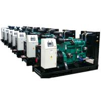 China 100KW 125KVA 136HP Diesel Engine Generator Set Highly Efficient Easy Maintenance on sale
